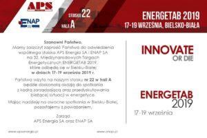 Zaproszenie Energetab 2019_pol